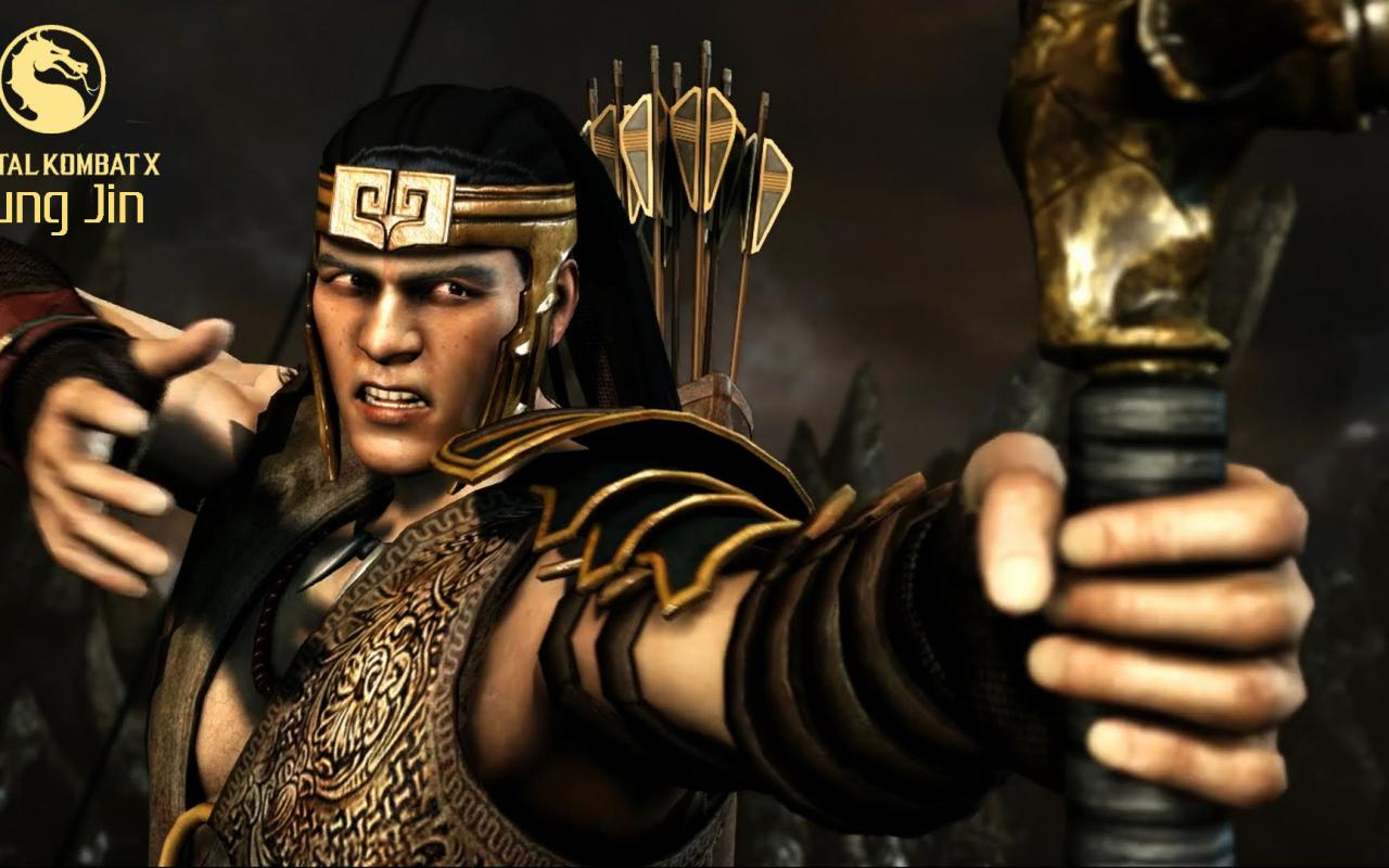 Mortal Kombat X Characters Pictures And Names