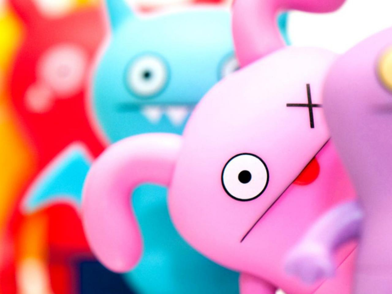37 Cute Stuff Wallpapers Colorful Monster Hd