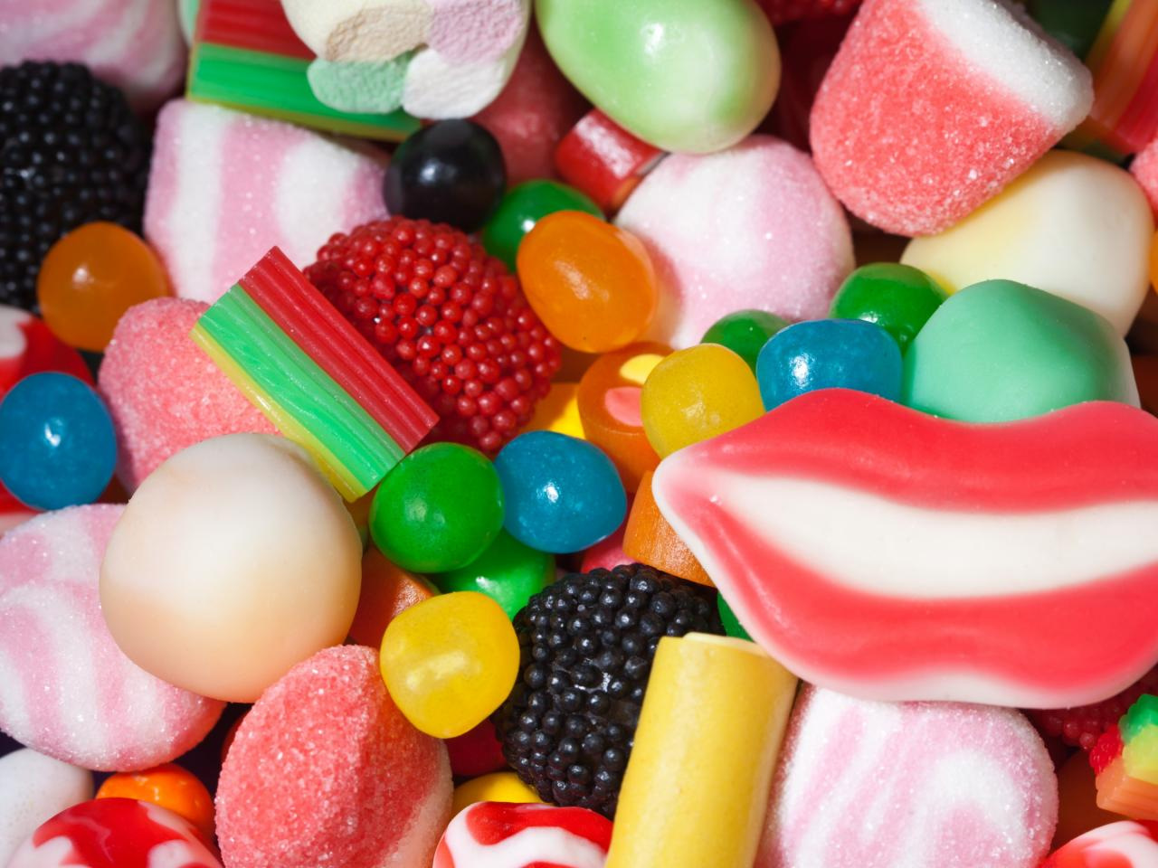 37 Cute Stuff Wallpapers Marshmallow And Colorful Candy