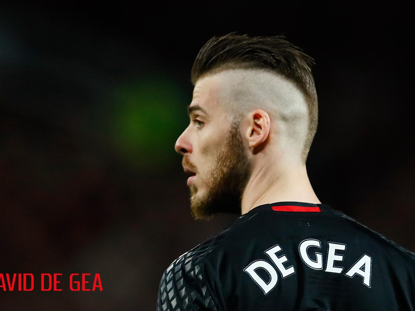 David De Gea Manchester United Close Up Photo For