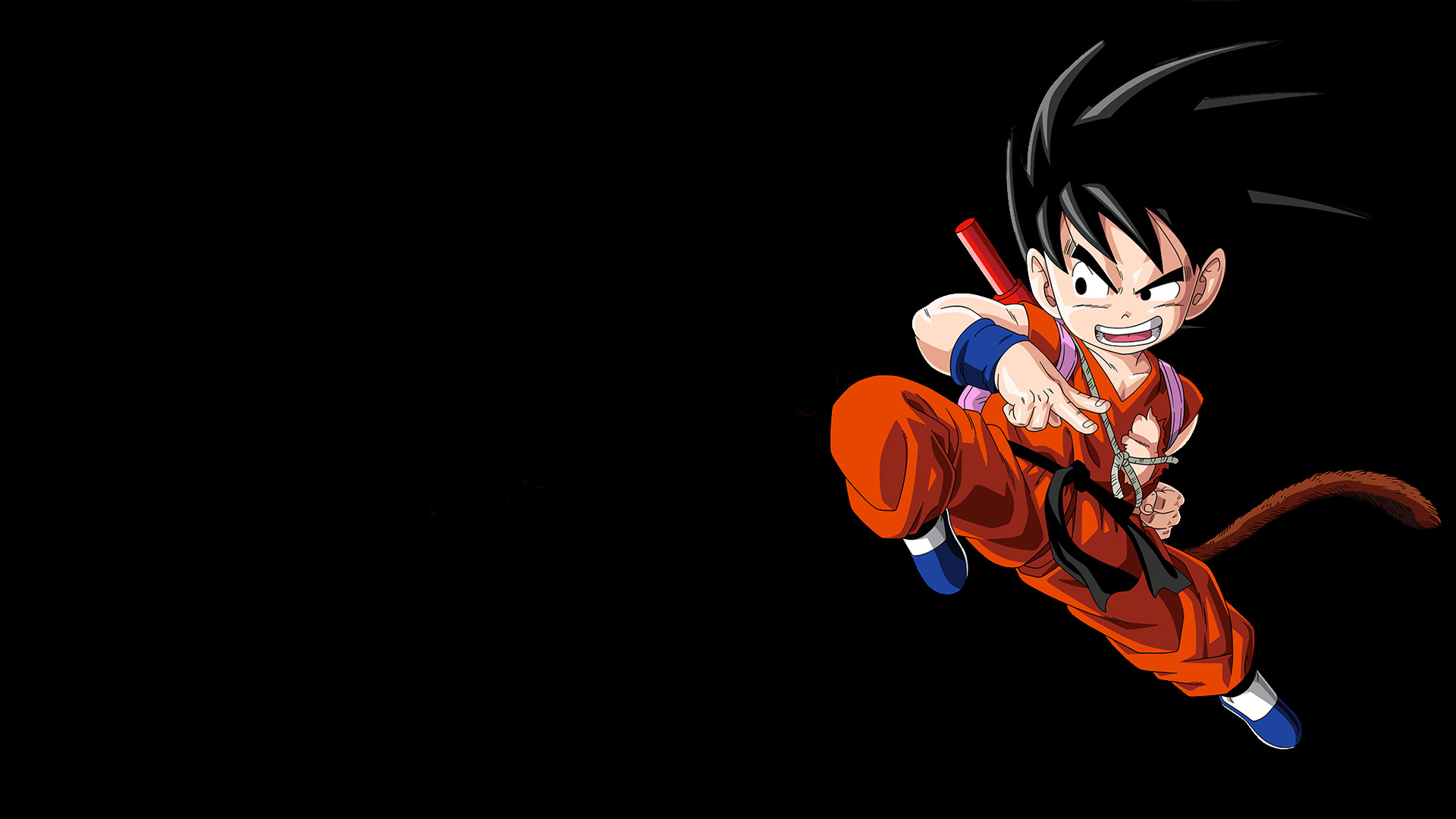 Dragon ball z wallpaper 23 of 49 son goku childhood hd - Dragon ball super background music mp3 download ...