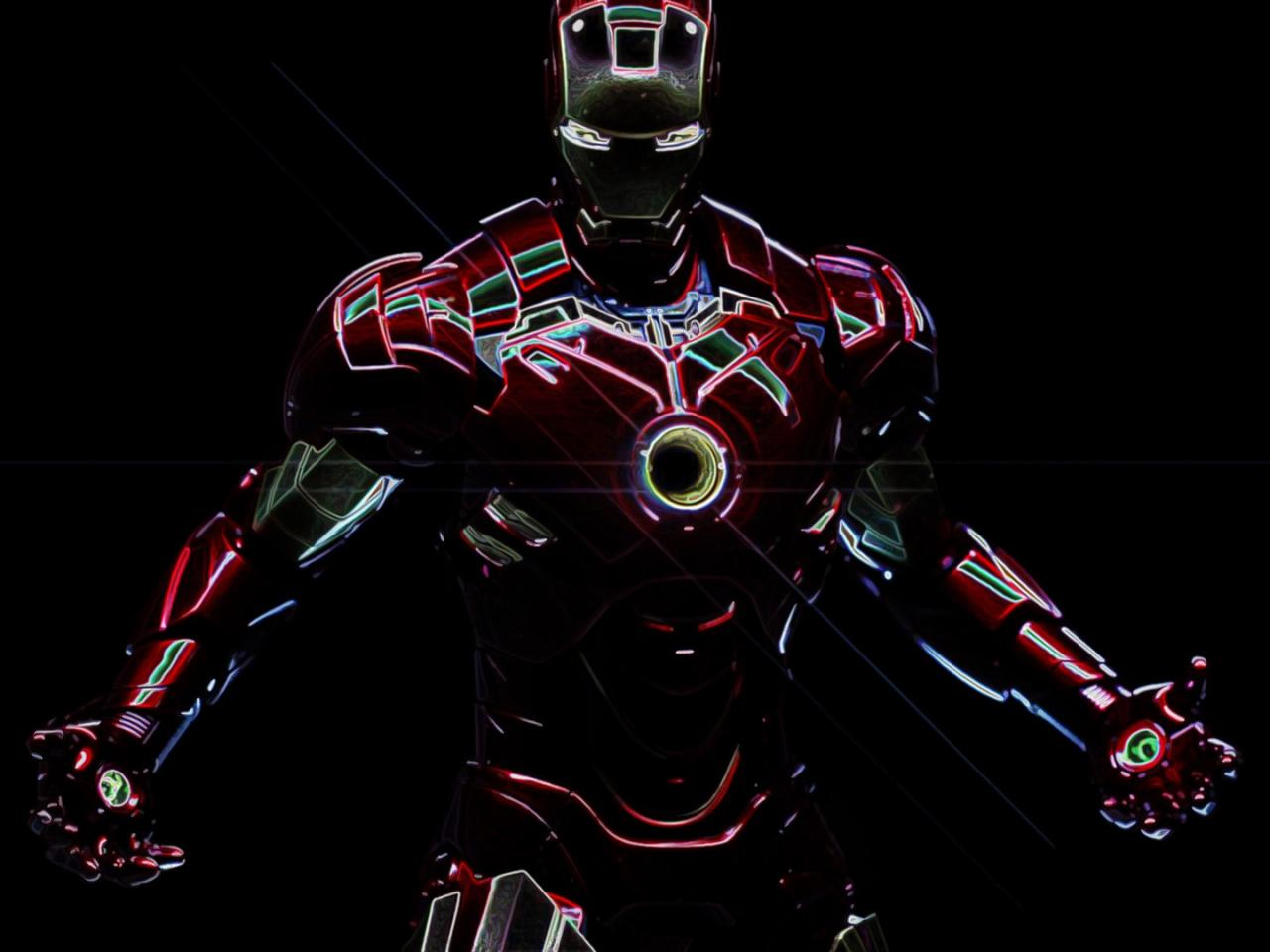 Hd Wallpapers Iron Man: HD Wallpapers 1080p With Superheroes