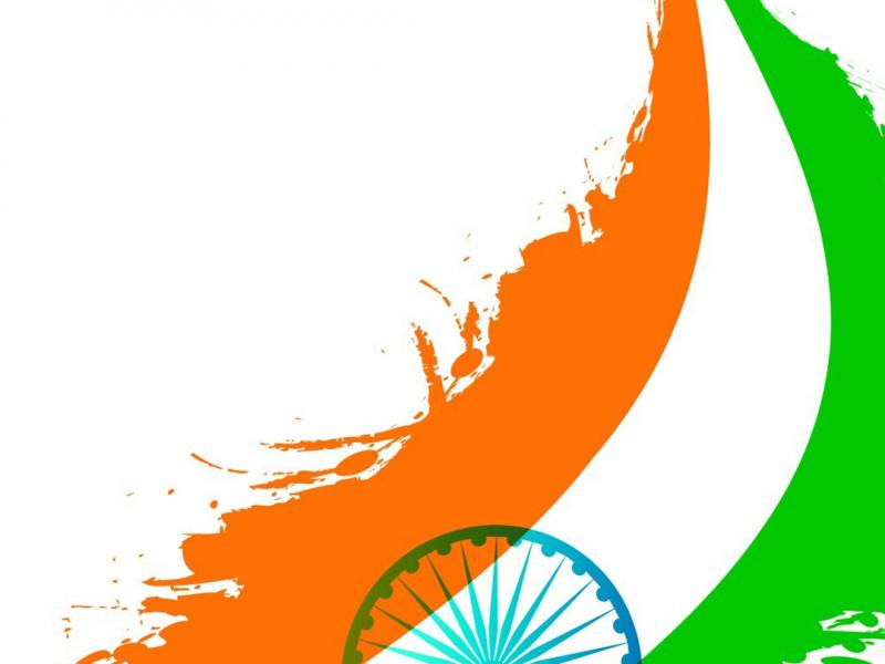 Independence Day Mobile Wallpapers: India Flag For Mobile Phone Wallpaper 03 Of 17