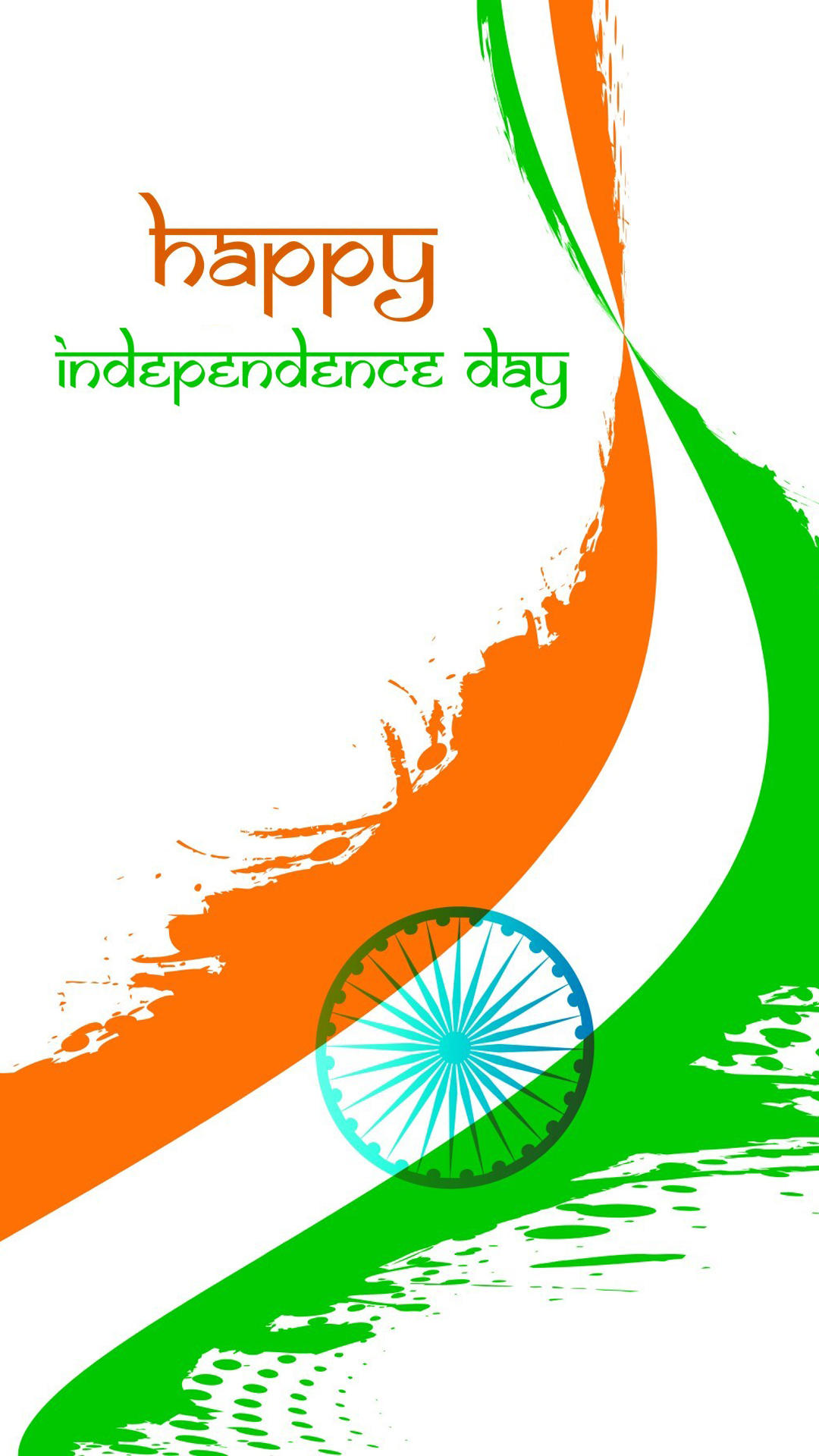 India Flag For Mobile Phone Wallpaper 03 Of 17 Happy Independence