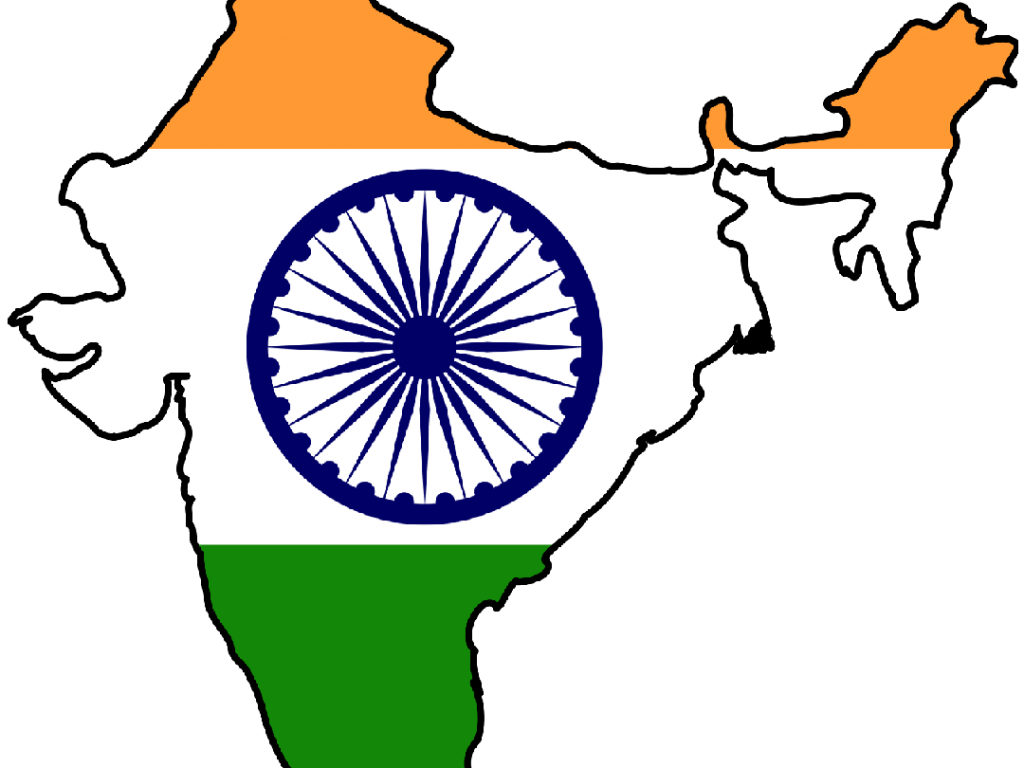 India Flag Map: India Flag For Mobile Phone Wallpaper 04 Of 17