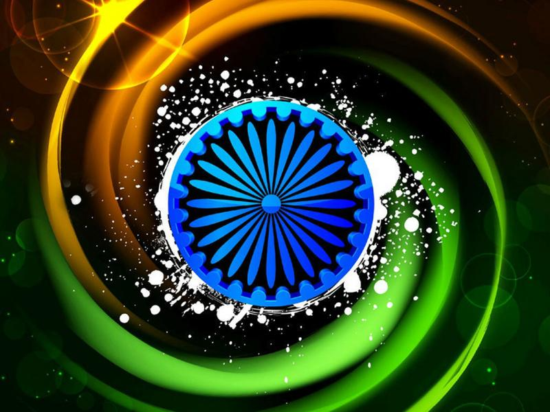 India Flag For Mobile Phone Wallpaper 08 Of 17