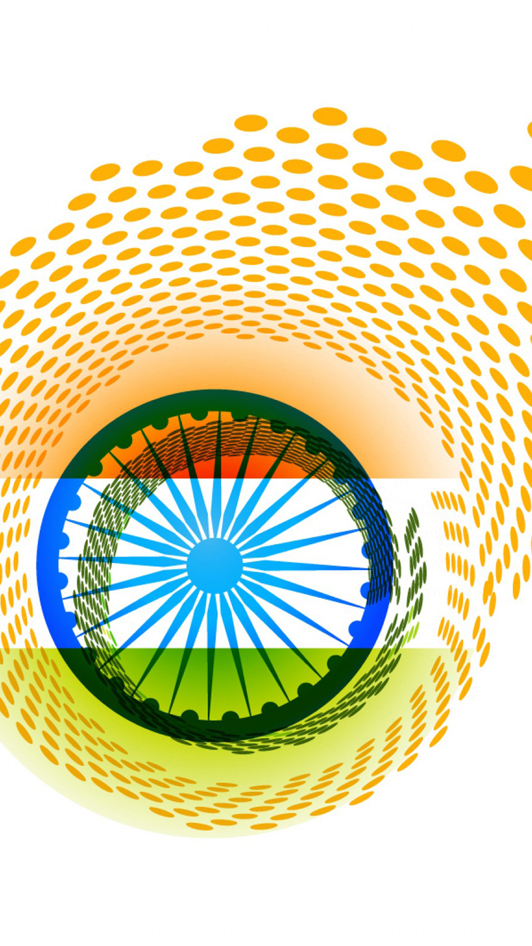 india flag for mobile phone wallpaper 04 of 17 – indian map and flag