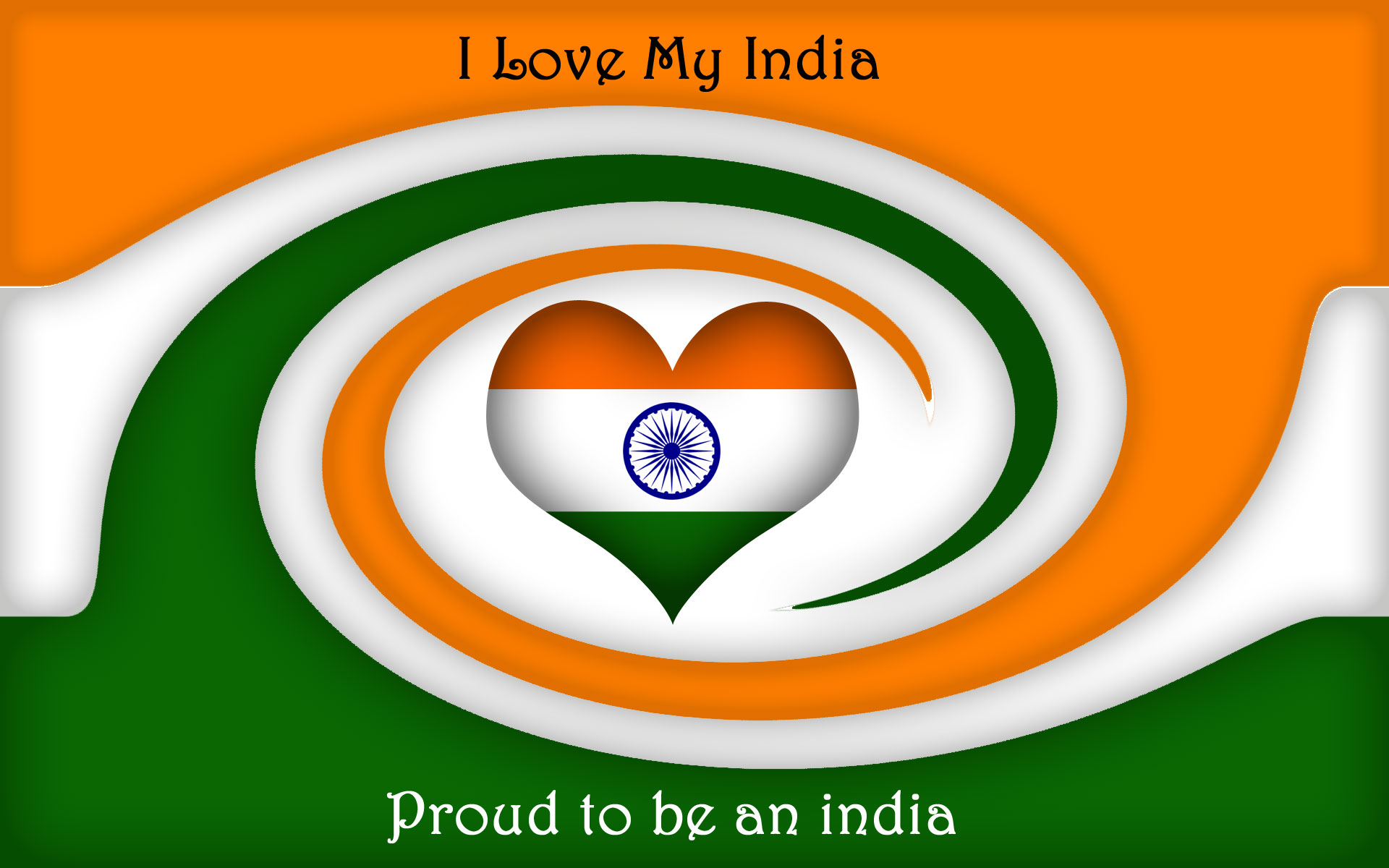 Flags Of Countries Three Colors As India Symbol I Love