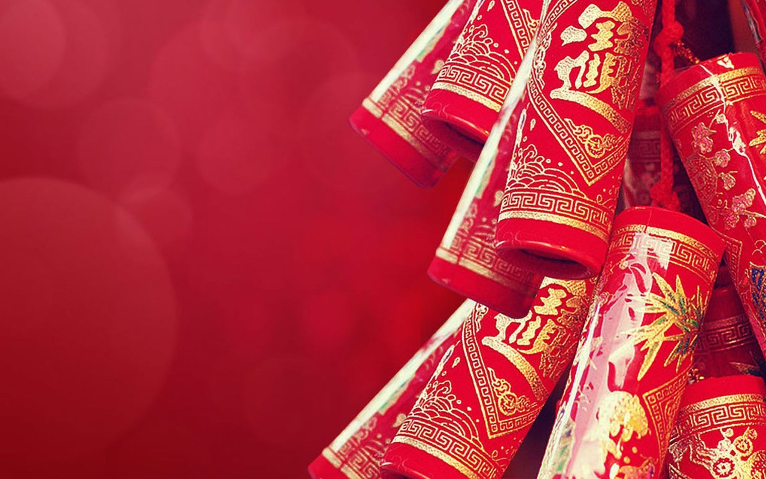 Chinese New Year Wallpaper and Card Background