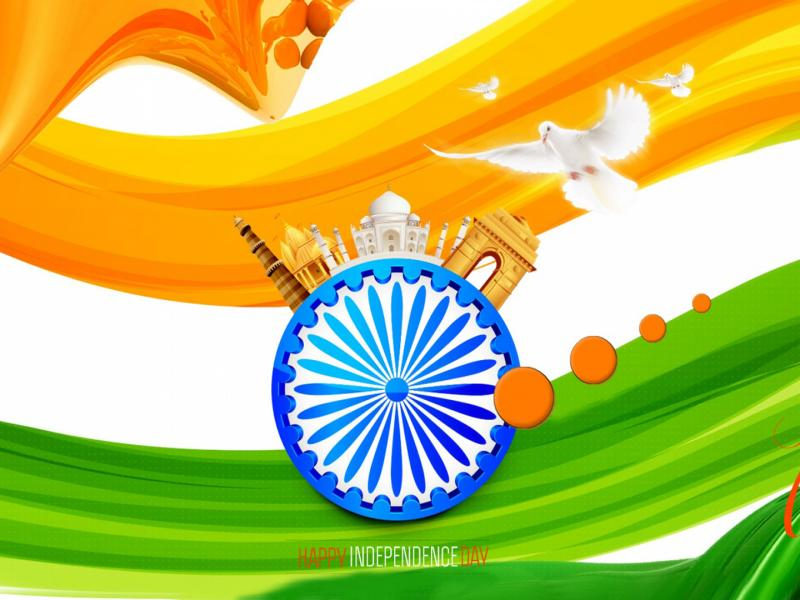 India Flag Hd 1920 X 1080: India Independence Day Wallpaper In HD With 1920x1080