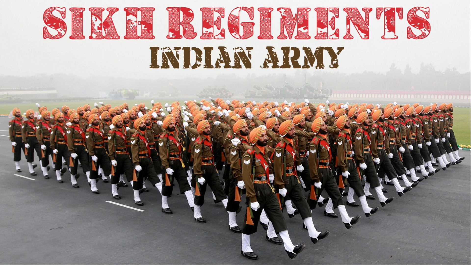 Sikh Regiment Indian Army Wallpaper Hd Wallpapers Wallpapers