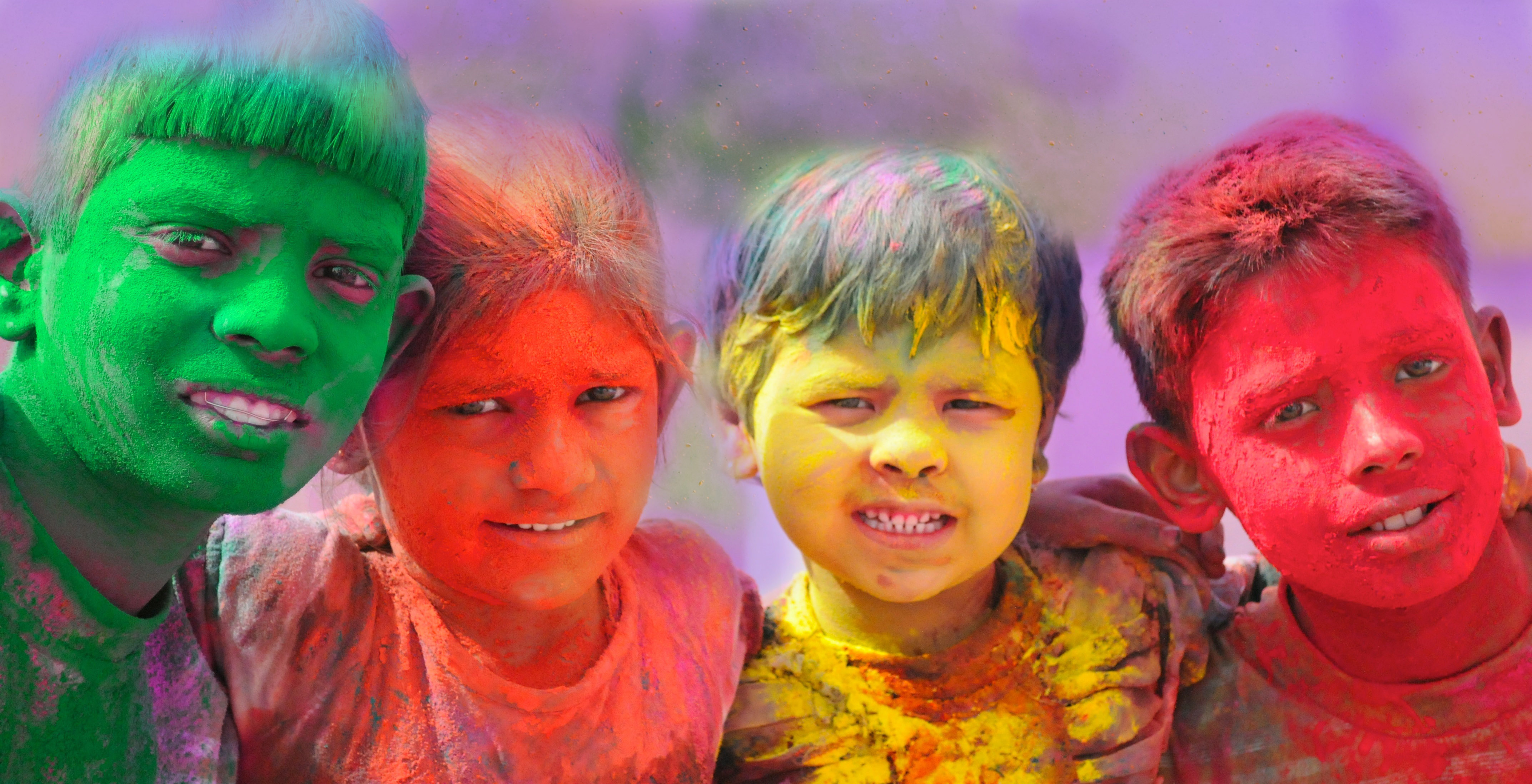 Holi Celebrations in Pune
