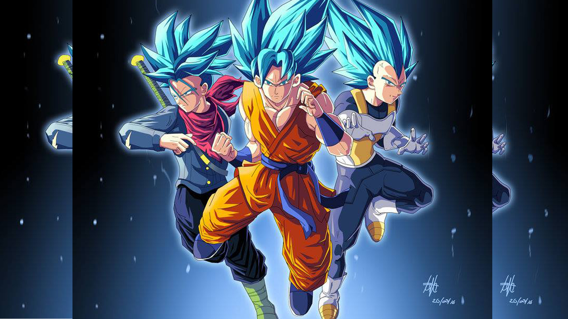 Dragon Ball Z Wallpaper 35 Of 49 Super Saiyan Wallpaper Trunks
