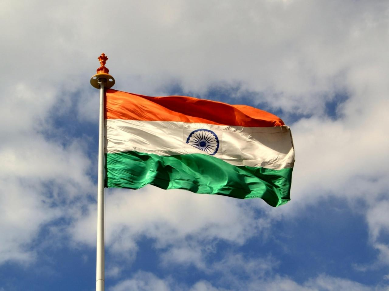 India Flag Hd: India Flag Wallpaper For Independence And Republic Day