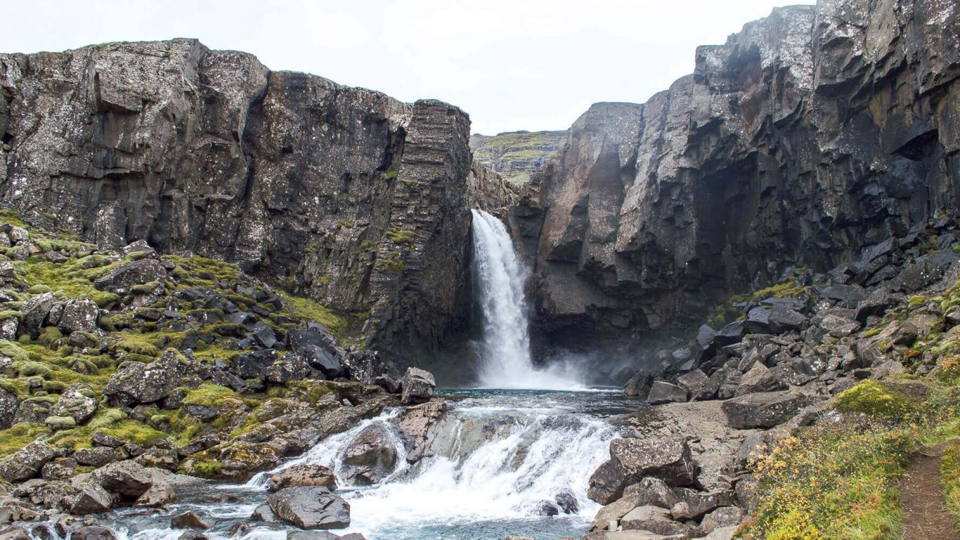 Free HD Nature Wallpaper Download with Beautiful Waterfall ...