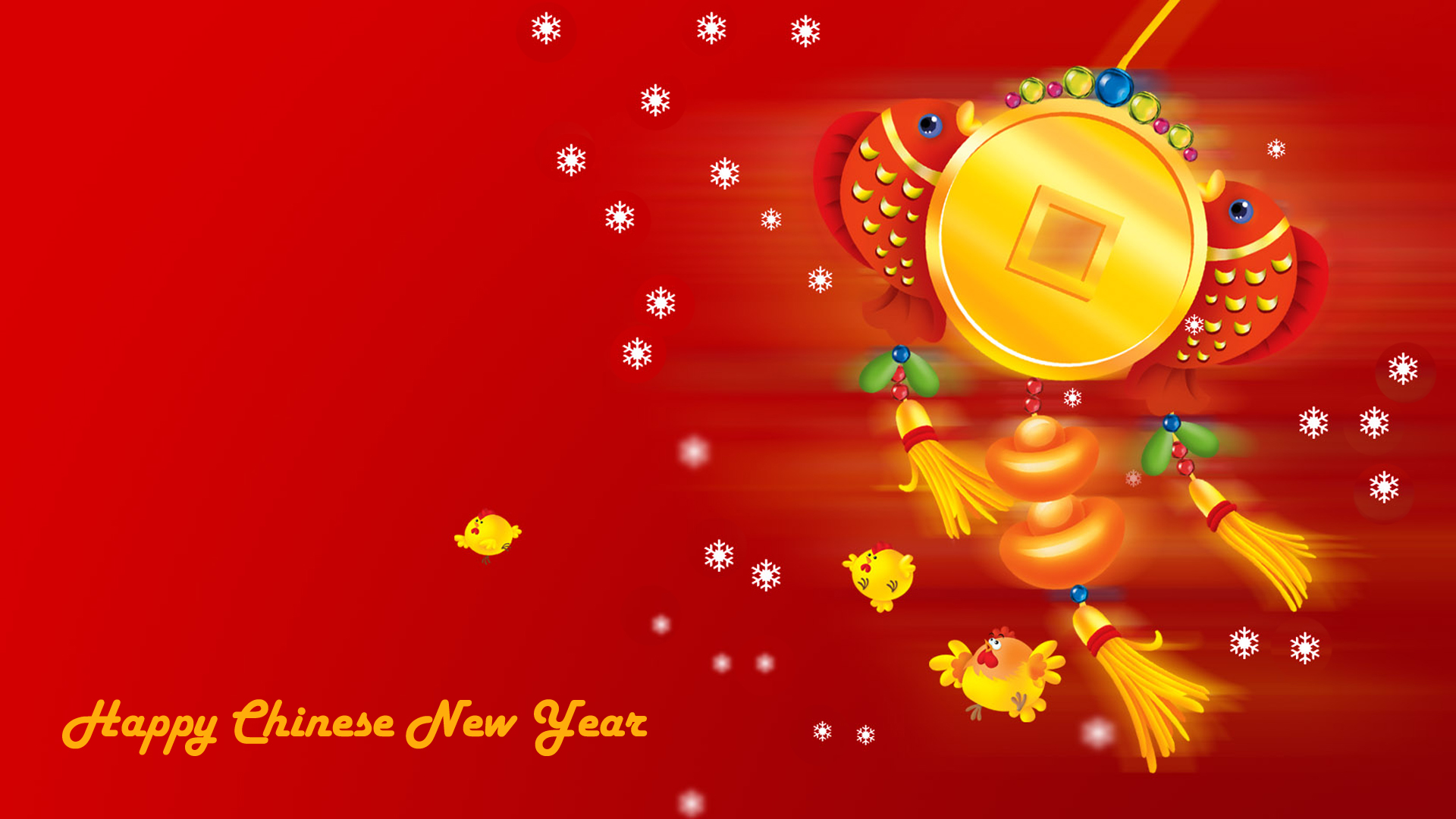 Rooster Chinese New Year Wallpaper Free Download Of Imlek For With Cartoon And Red Background