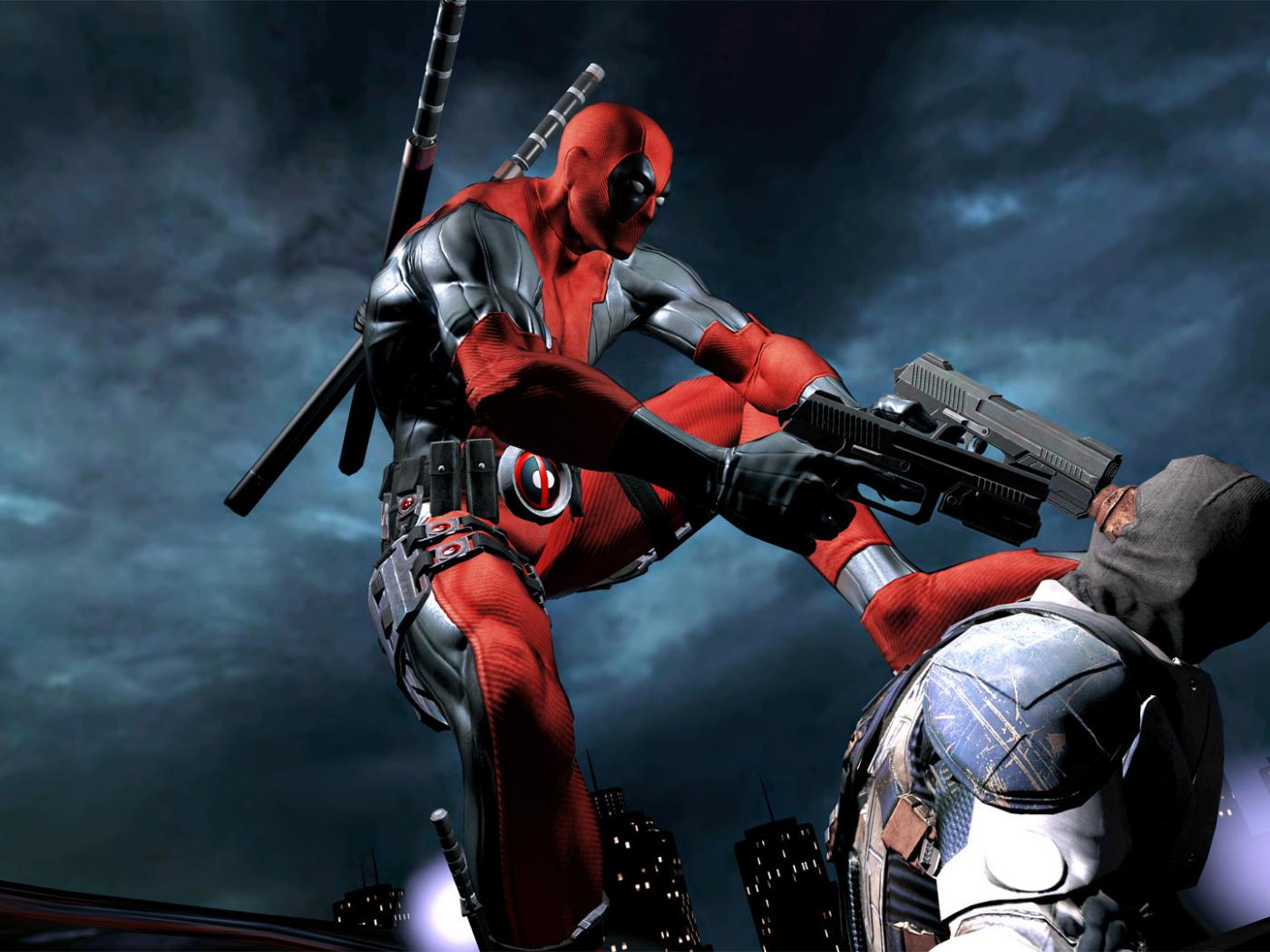 deadpool character background free download hd