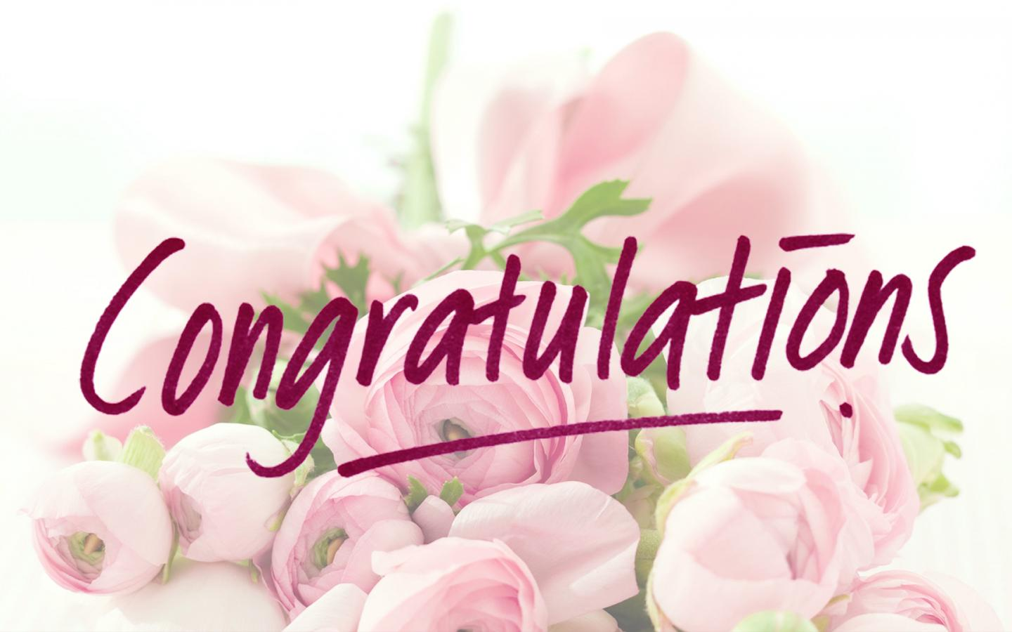 Congratulation Images Free with Flower - HD Wallpapers ...