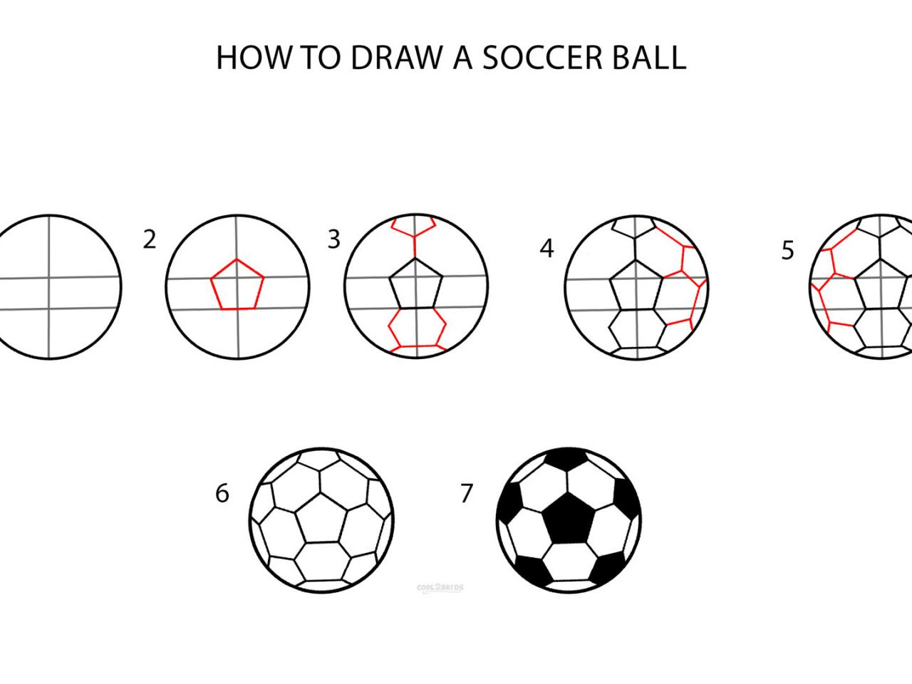 Pictures of Soccer Balls to Draw | HD Wallpapers for Free