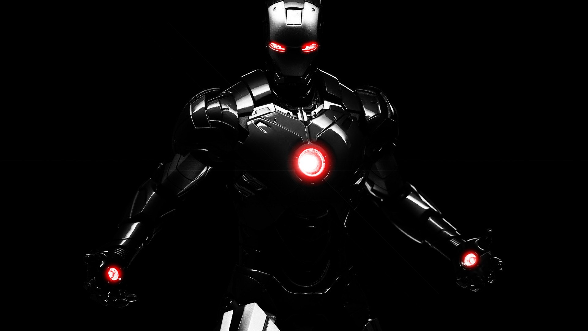 Desktop Wallpaper High Definition In 1080p With Iron Man
