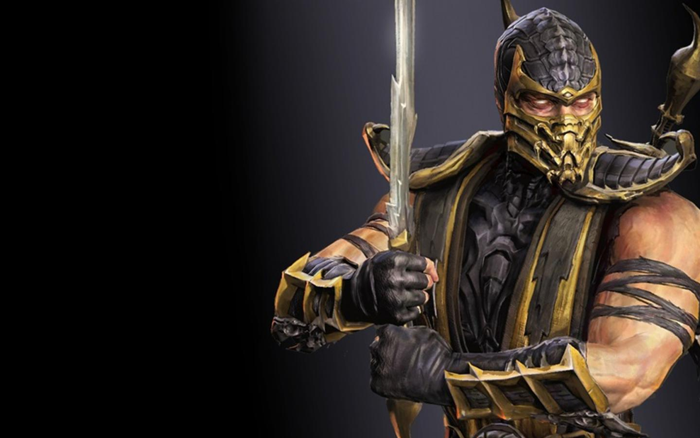 Artistic pictures of scorpion from mortal kombat hd - Mortal kombat scorpion wallpaper ...