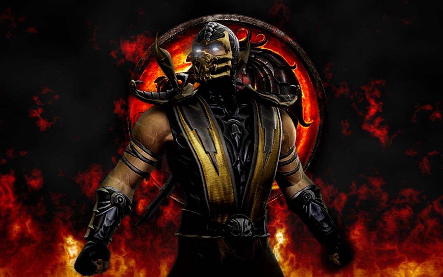 Images of scorpion from mortal kombat for wallpaper hd - Mortal kombat scorpion wallpaper ...