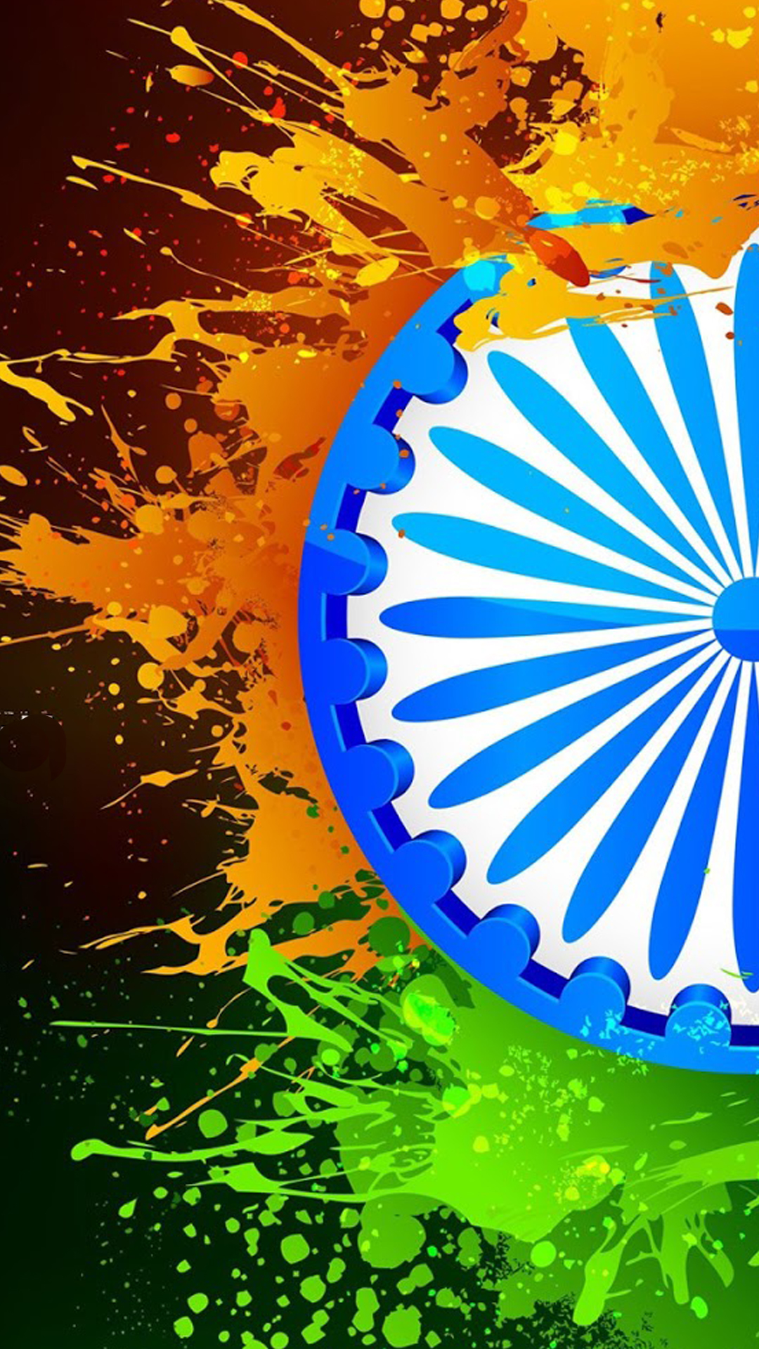 National flag images for whatsapp 04 of 10 with india - Indian flag hd wallpaper for android ...