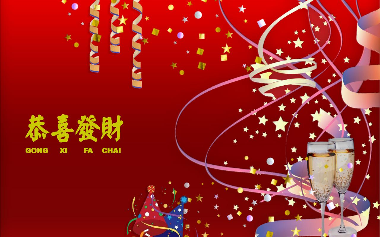 Chinese New Year 2015 Wallpaper For PC Desktop With Text