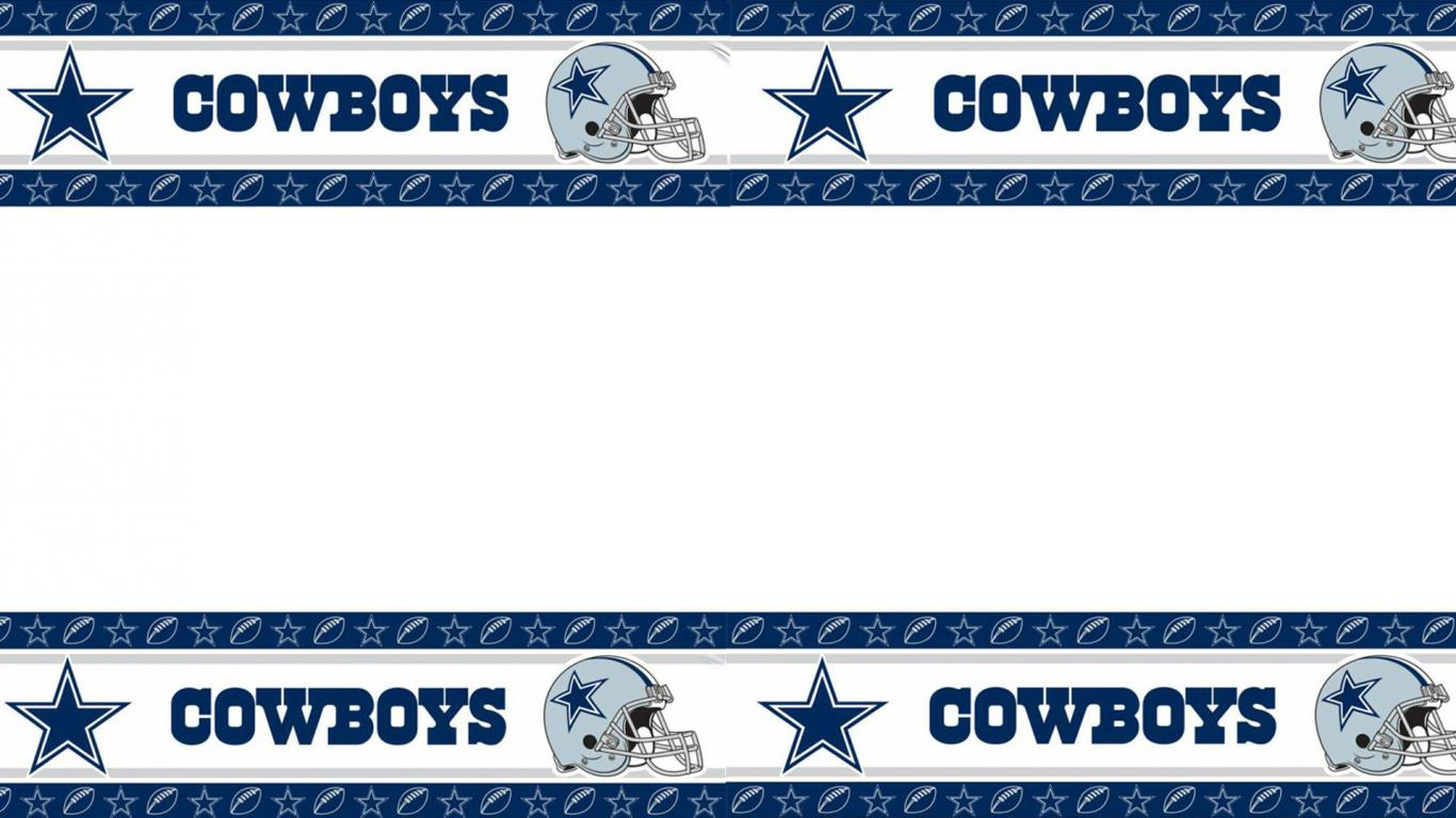 dallas cowboys wallpaper border 03 of 10 with star and