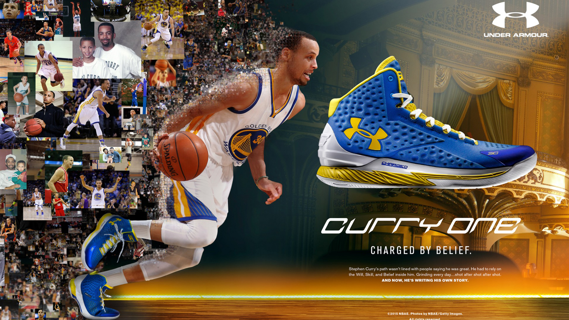 Cool Under Armour Wallpapers 04 Of 40 With Stephen Curry Shoes