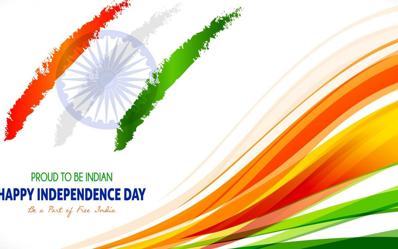 15th August Indian Independence Day Wallpaper with ...