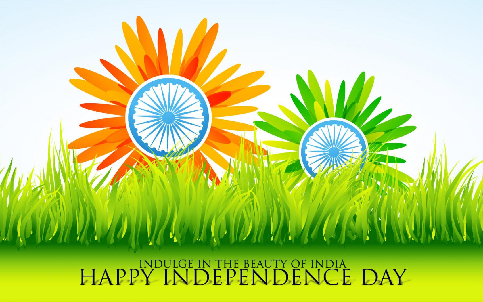 Independence Day Mobile Wallpapers: Indian Independence Day Images With Nature Theme