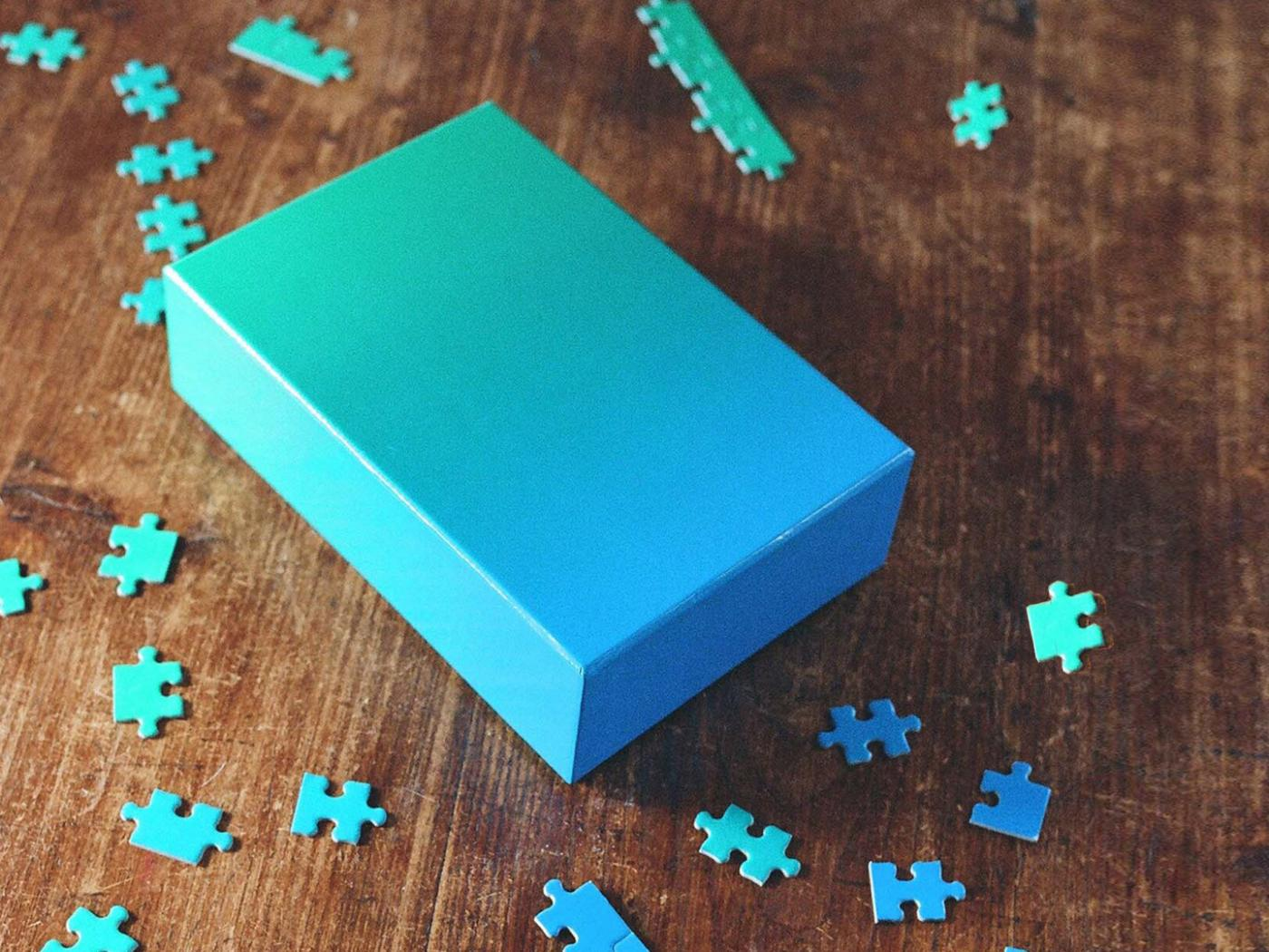 hd wallpaper with abstract art jigsaw puzzles and box hd