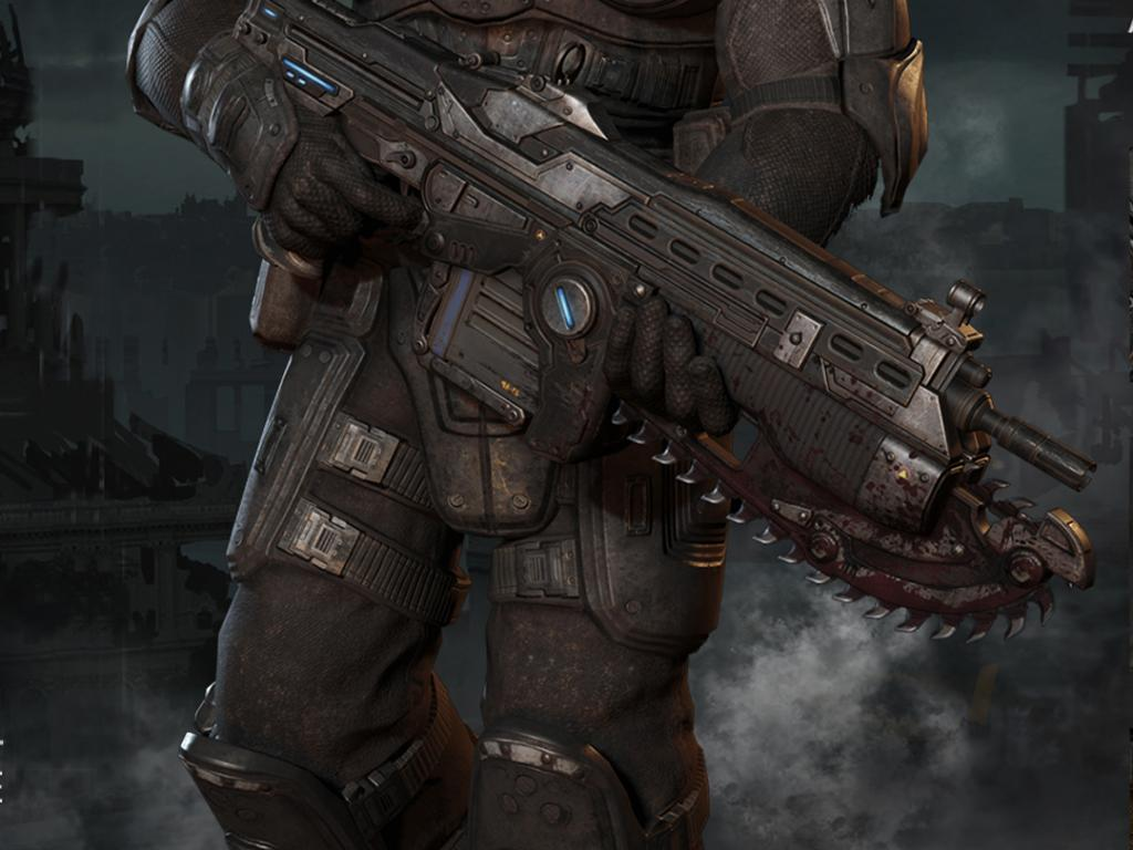 Gears Of War 3 Hd Wallpapers For Android: Badass Wallpapers For Android 11 0f 40 Marcus Fenix Gears