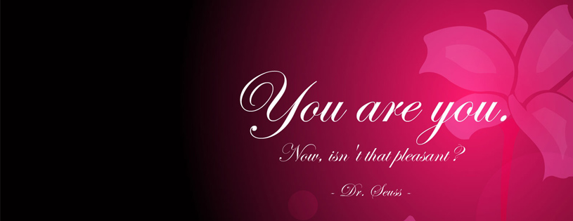 Beautiful Wallpaper With Quotes For Facebook Cover By Dr Seuss