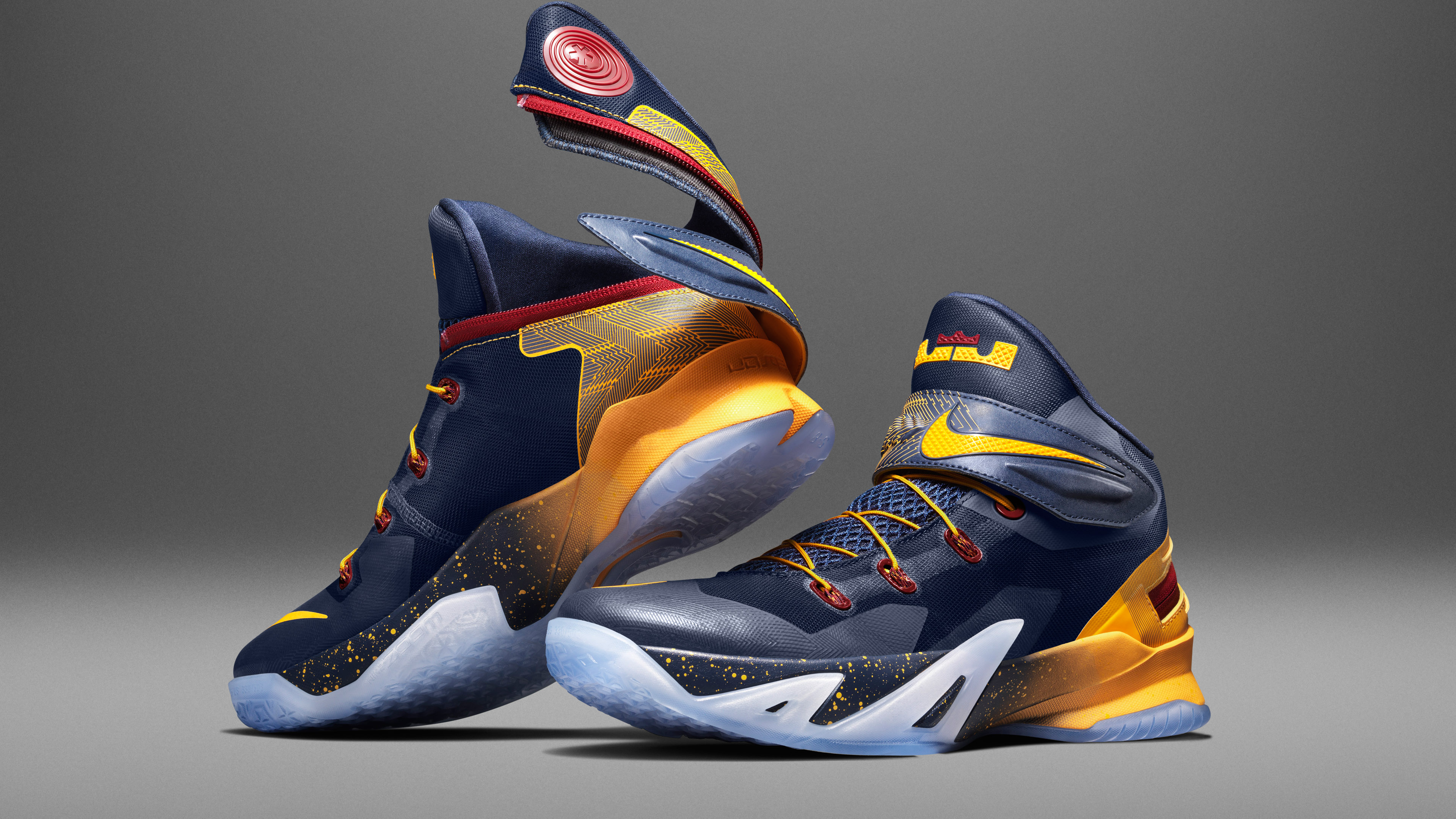 Nike Basketball Shoe Wallpaper With The Flyease 16 Of 17 Pics