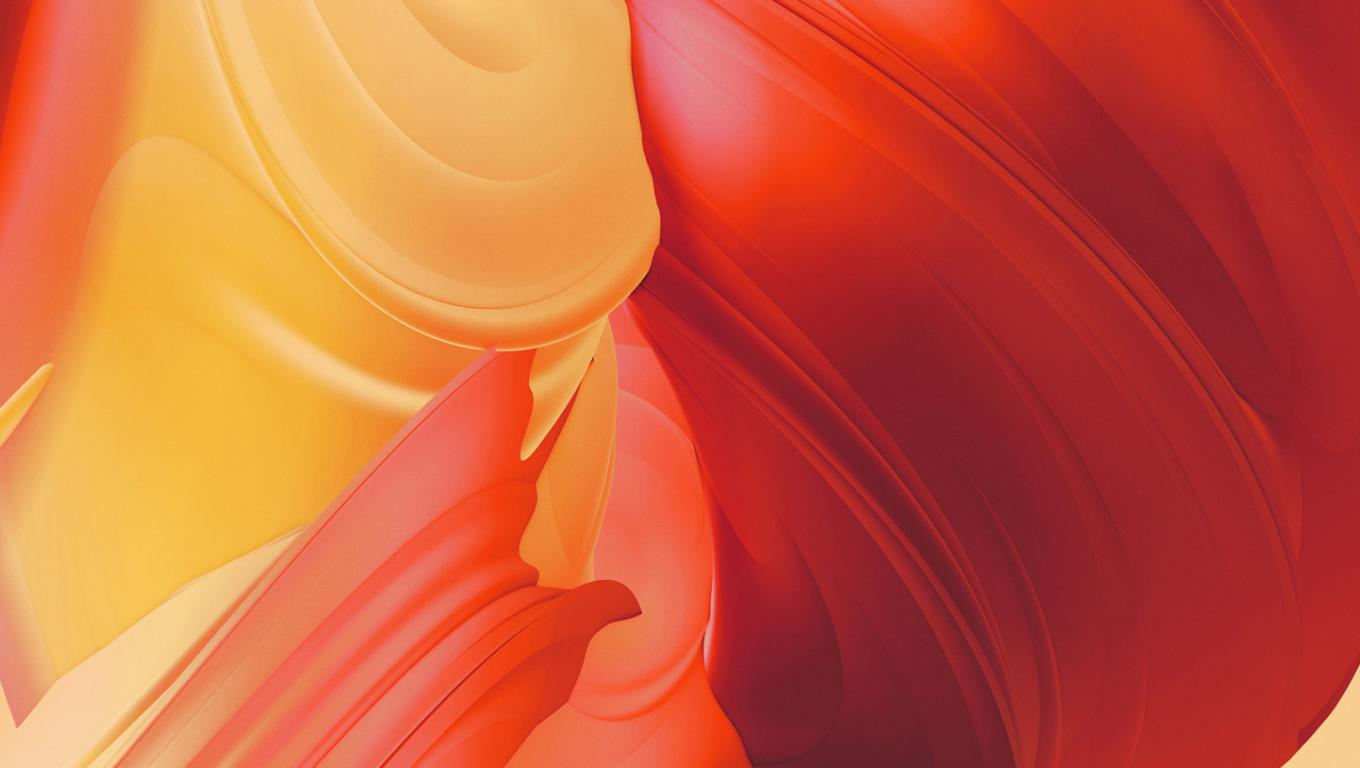 Examples of abstract art wallpaper for samsung galaxy note 8 with warm colorful 3d object hd - 3d wallpaper for note 8 ...