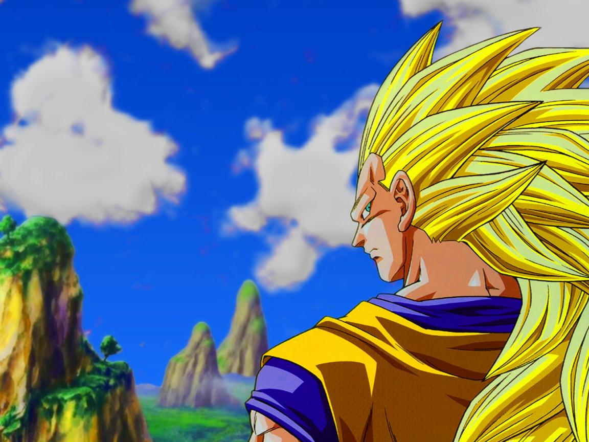 Dragon ball z pictures goku super saiyan 3 hd wallpapers wallpapers download high - Super sayen 10 ...