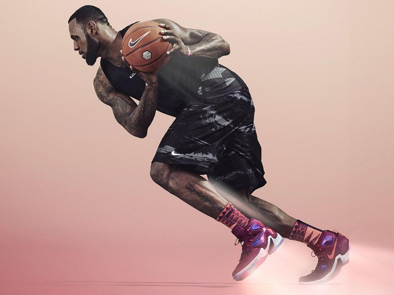 Lebron James Shoes Wallpaper By Nike Hd Wallpapers
