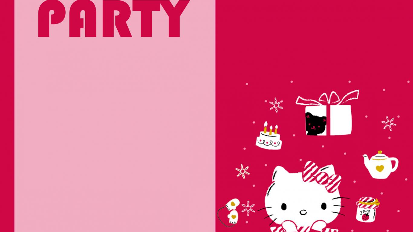 Free Hello Kitty Wallpaper for