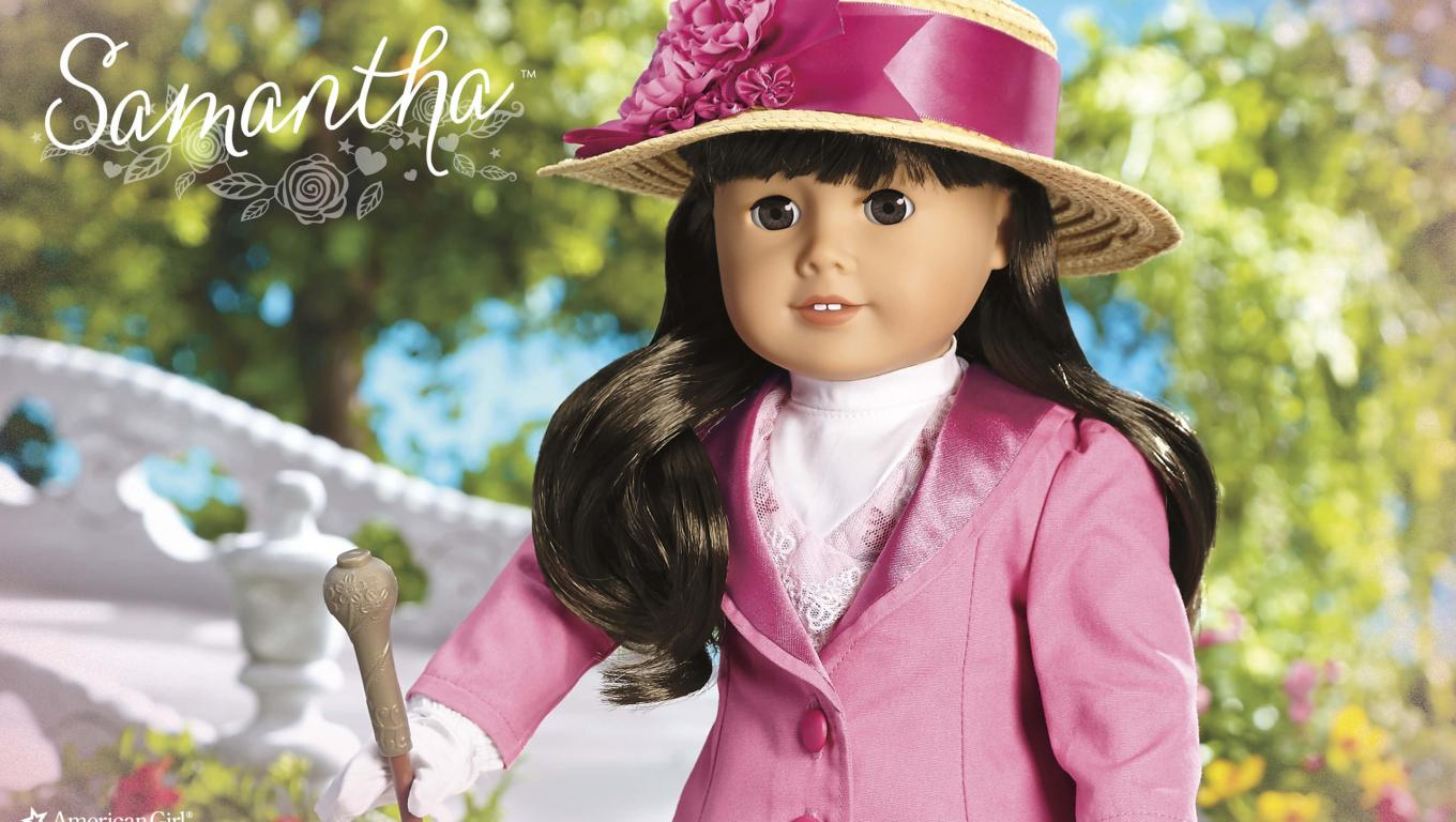 pictures of american girl dolls with samantha hd