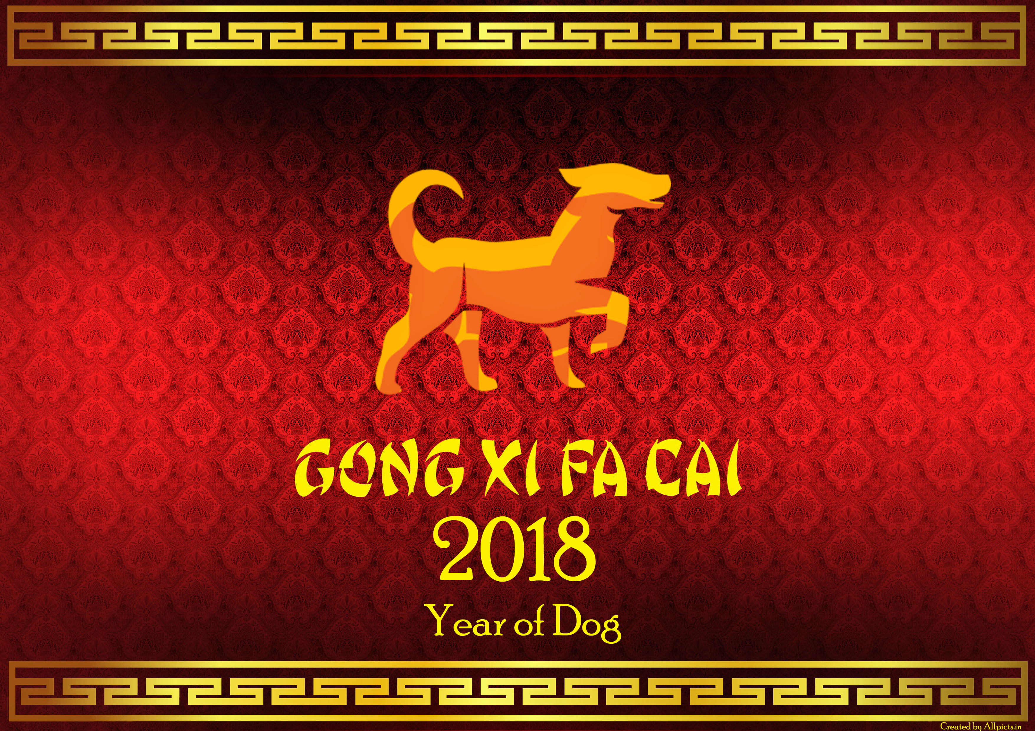 available downloads - 2018 Chinese New Year