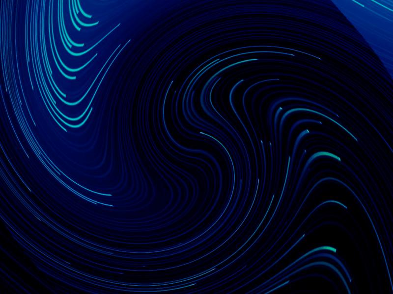 Xiaomi Redmi Note 5 Pro Wallpaper With Abstract Blue Light: Xiaomi Mi A1 HD Resolution Wallpaper With Blue Abstract