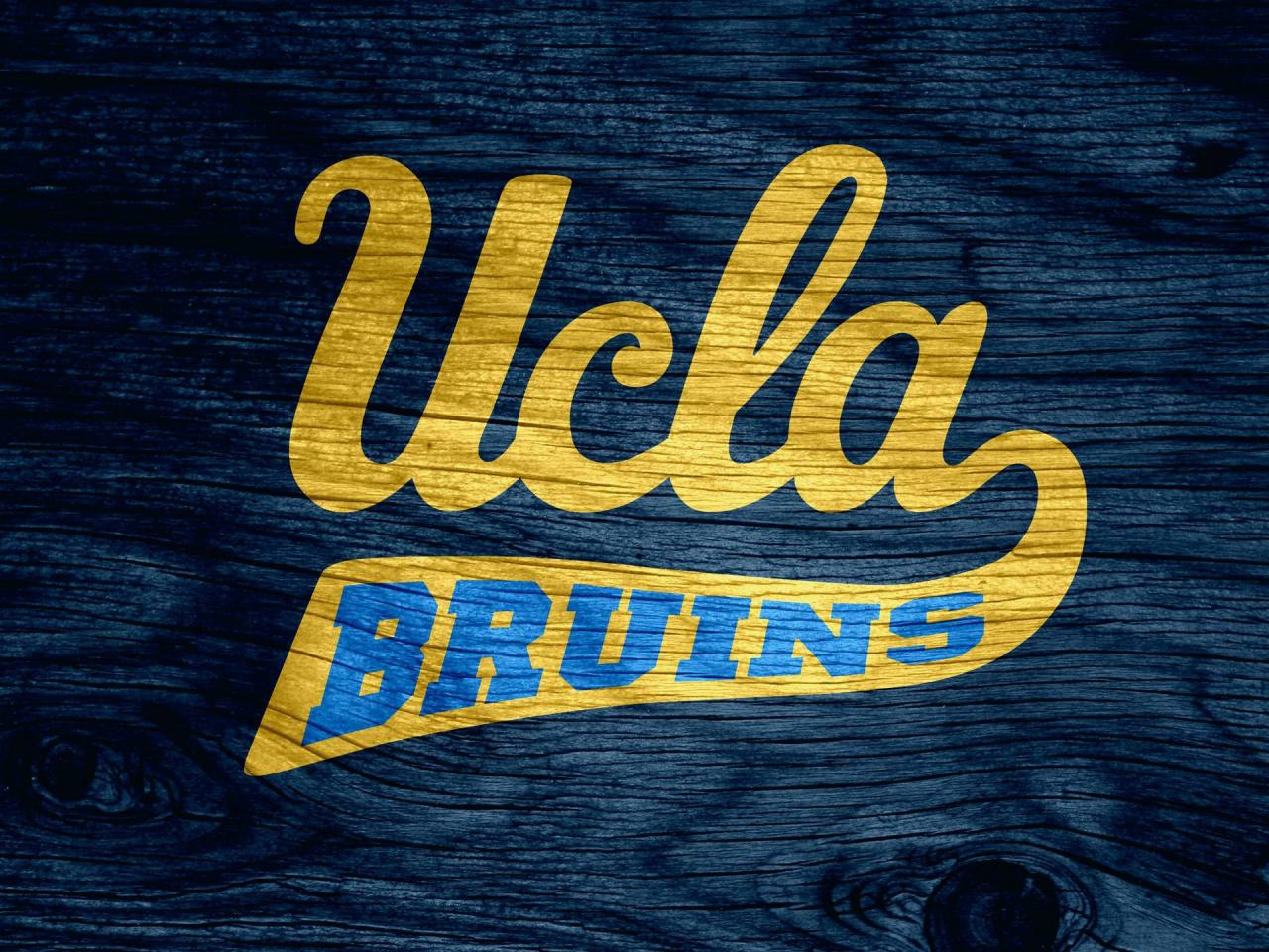 Ucla Bruins Wallpaper With Wood Pattern Background Hd