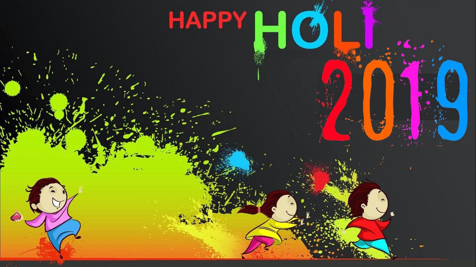 happy holi wallpaper 2018 for kids | hd wallpapers | wallpapers