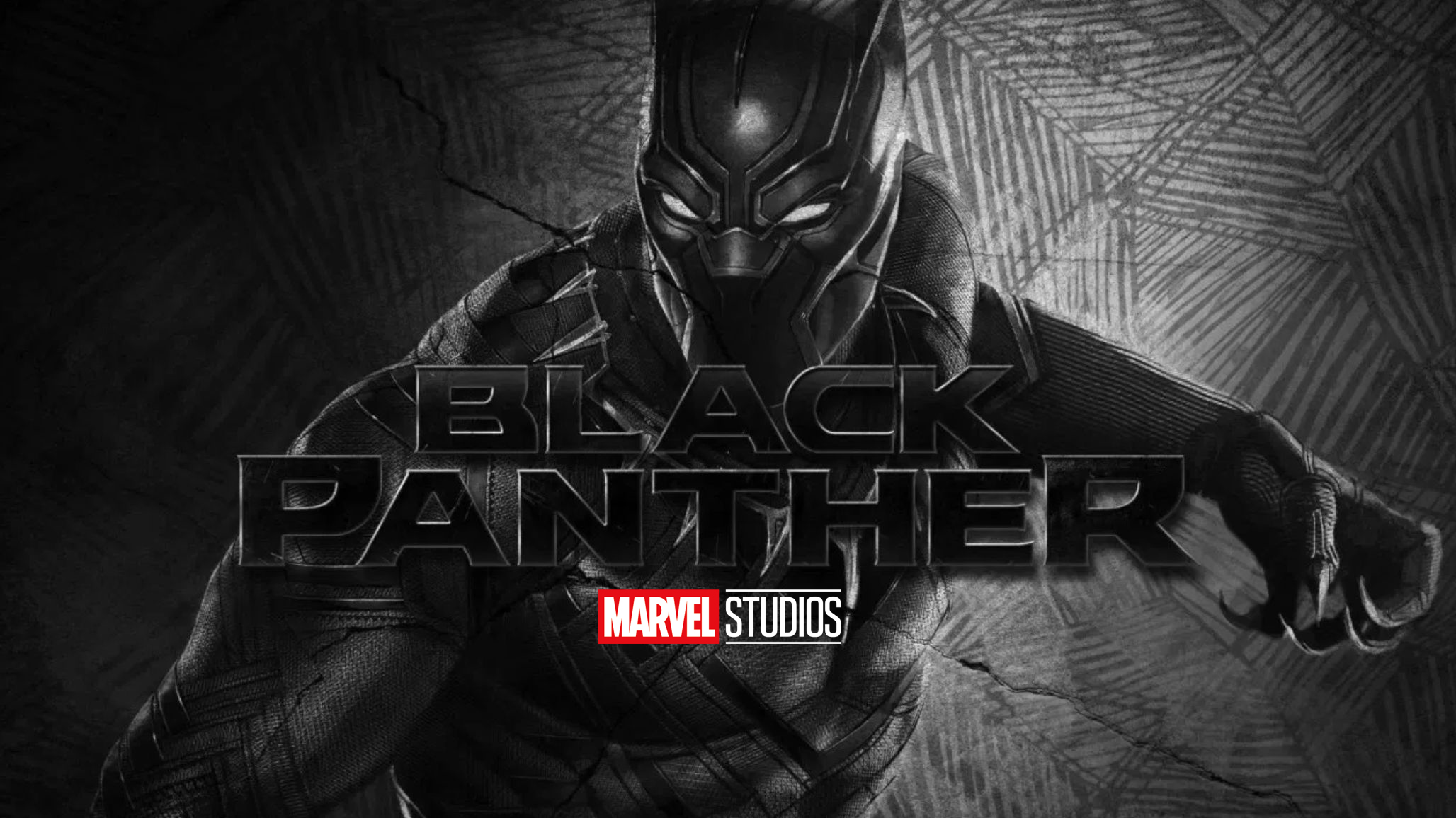 Must see Wallpaper Marvel Dark - Black_Panther_Wallpaper_with_Marvel_Studios_Logo  Picture_419950.jpg