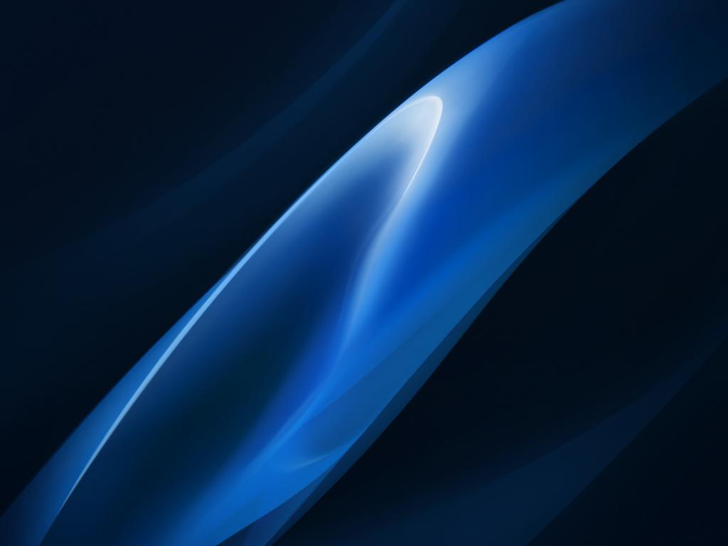 Xiaomi Redmi Note 5 Pro Wallpaper With Abstract Blue Light