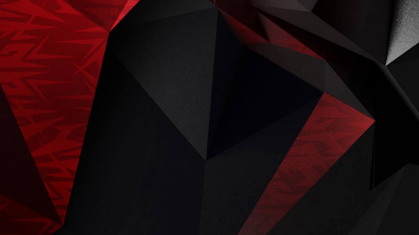 Abstract 3d Red And Black Polygons For Samsung Galaxy S9 Wallpaper Hd Wallpapers Wallpapers Download High Resolution Wallpapers