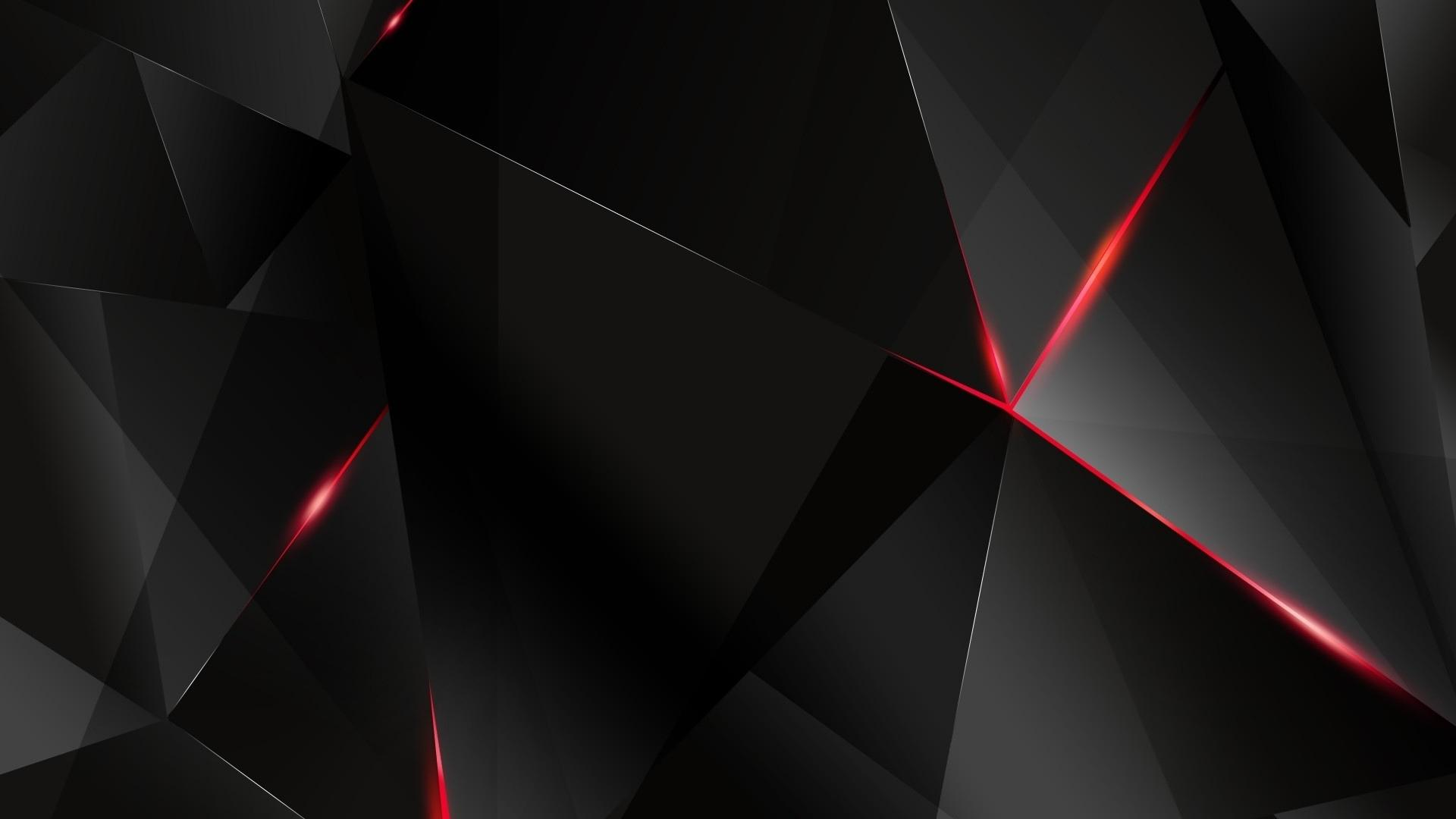 4k Black Wallpapers For Windows 10 02 Of 10 Black And Red 3d