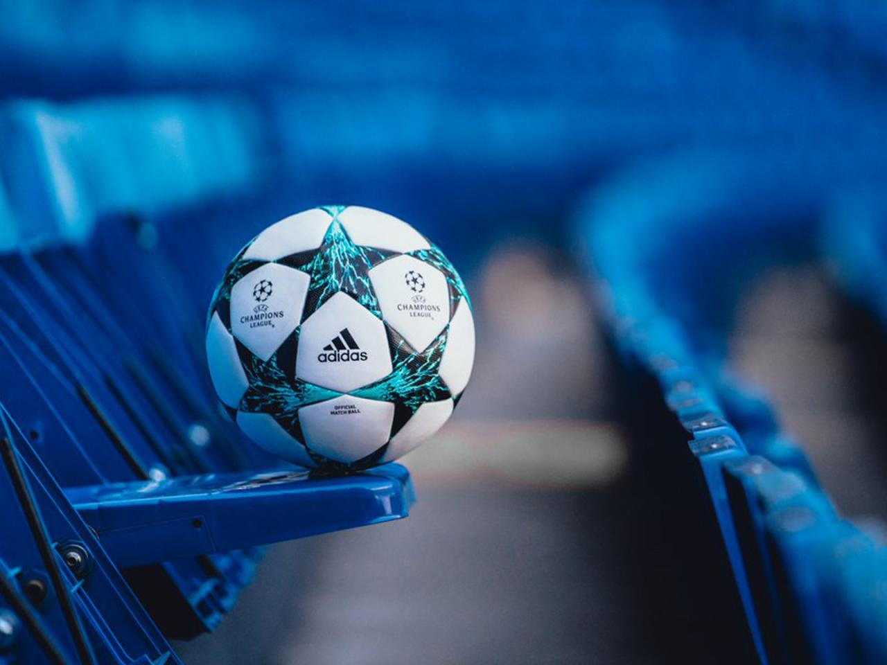 Uefa Champions League 2017 18 Ball Picture For Wallpaper